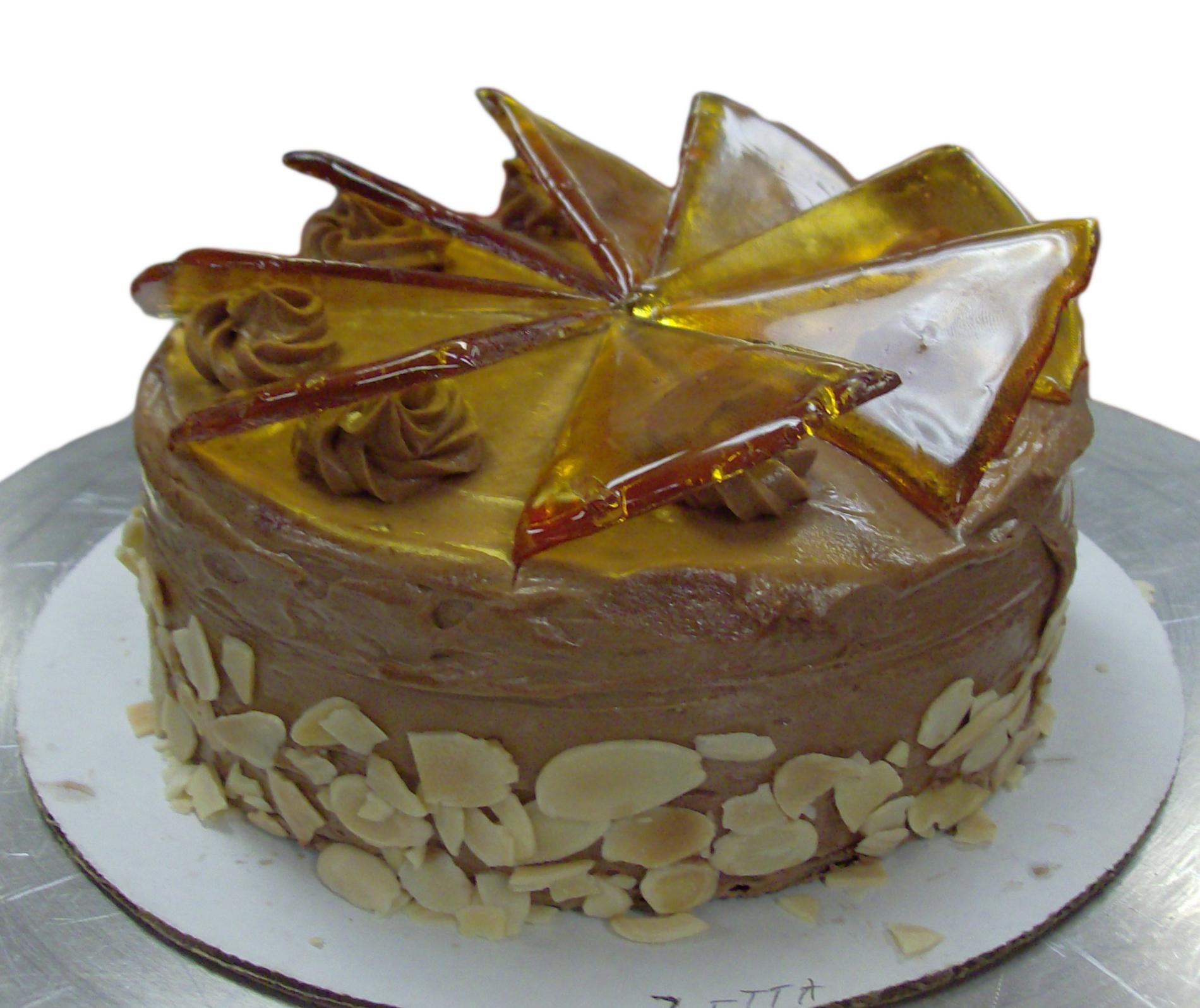 Dobos Torte, Zetta Marie's Patisserie, Loveland, CO
