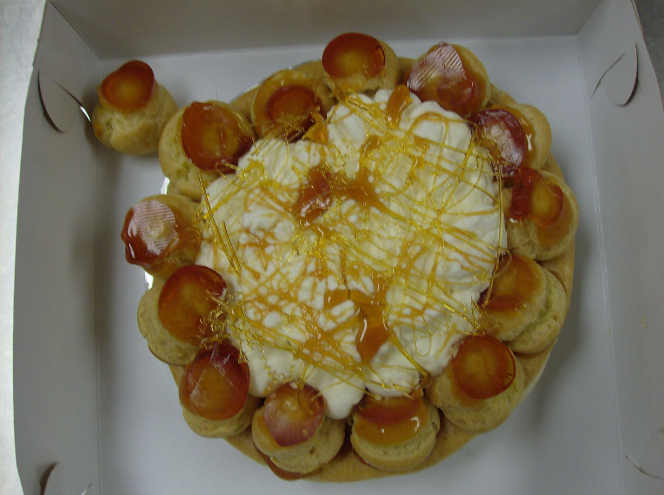 Photo of Creme Puff Pastry