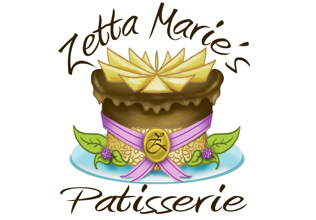 Zetta Marie's Patisserie: Loveland Patisserie and Bakery Mobile Retina Logo