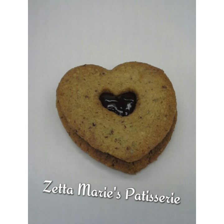 Linzertorte, Linzertorte cookies, Linzer Torte