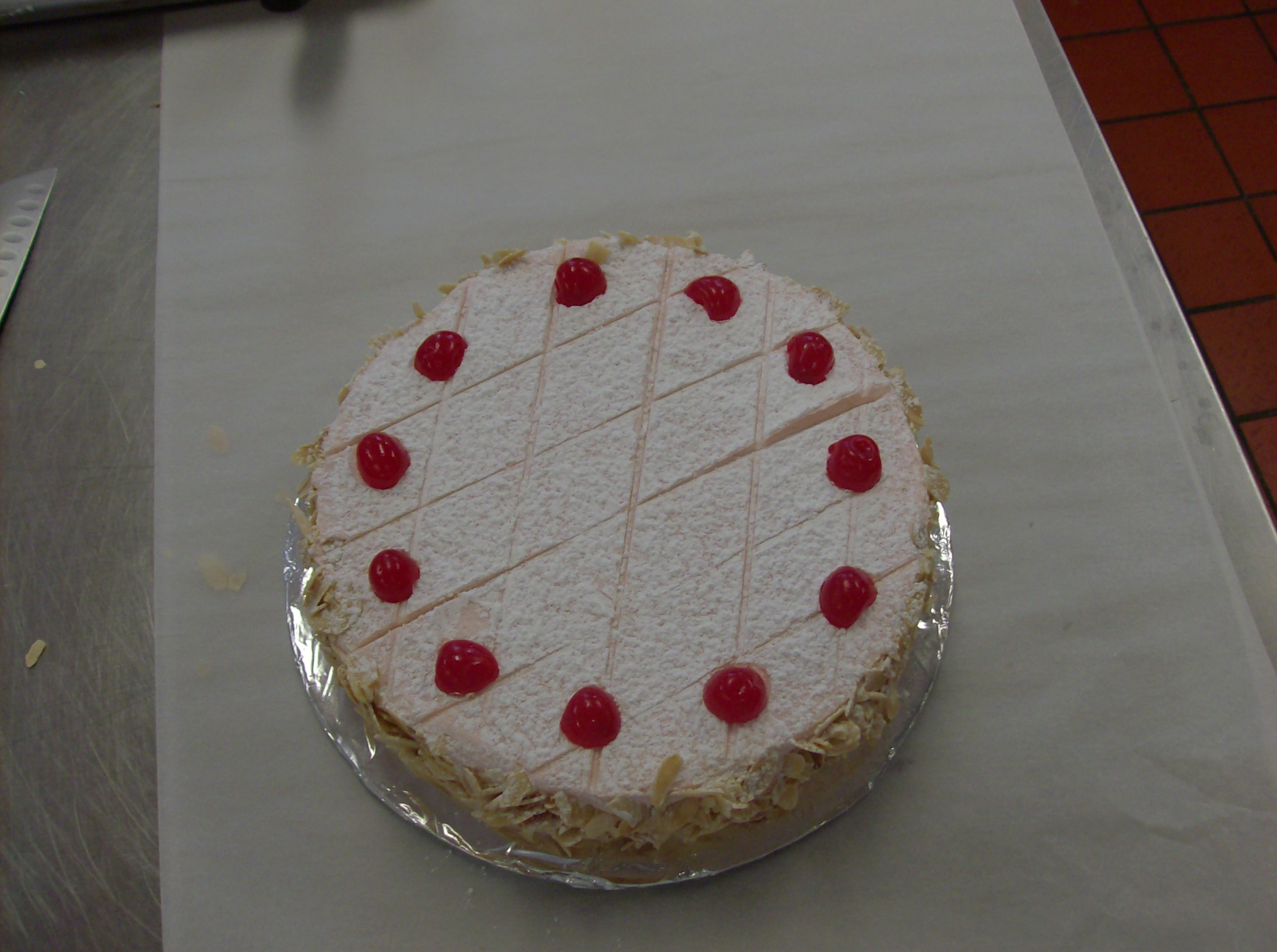 Picture of a Zuger Kirsch Torte