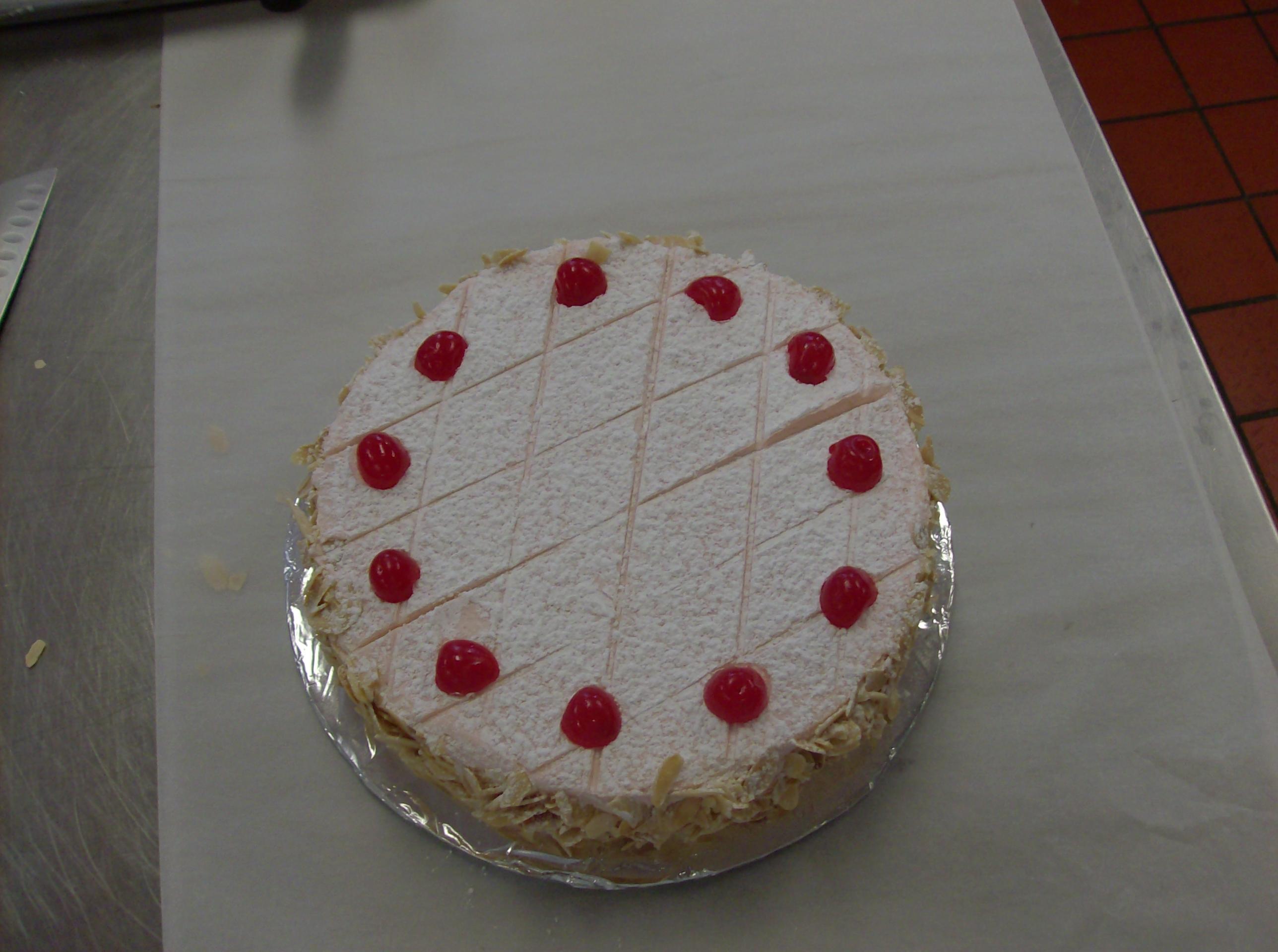 Zuger Kirsch Torte